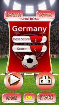 Germany Football Juggler apk screenshot