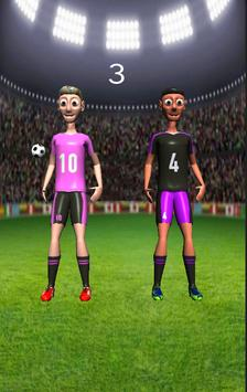 Women Football Juggler apk screenshot