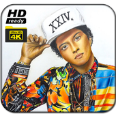 Bruno Mars Wallpaper HD icon