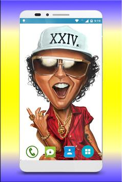 Bruno Mars Wallpaper HD screenshot 1