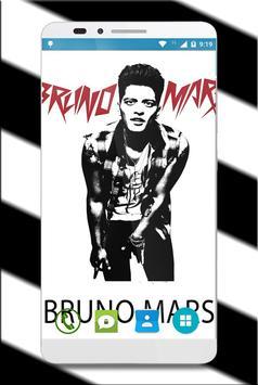 Bruno Mars Wallpaper HD apk screenshot