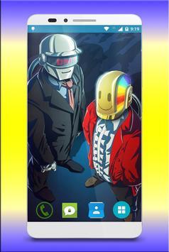 Daft Punk Wallpaper screenshot 1
