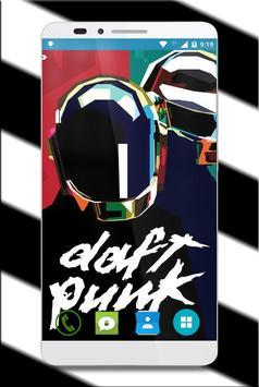 Daft Punk Wallpaper HD apk screenshot