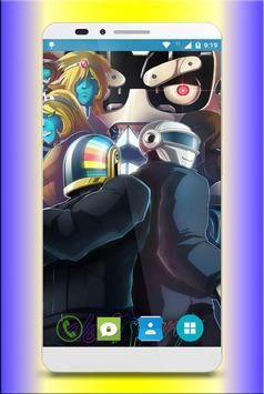 Daft Punk Wallpaper screenshot 3