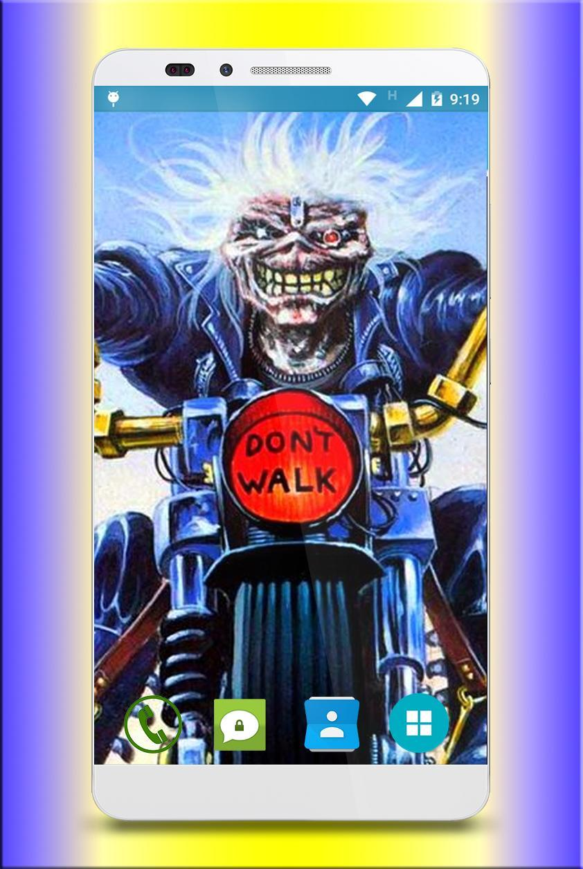 Iron Maiden Wallpaper for Android - APK Download