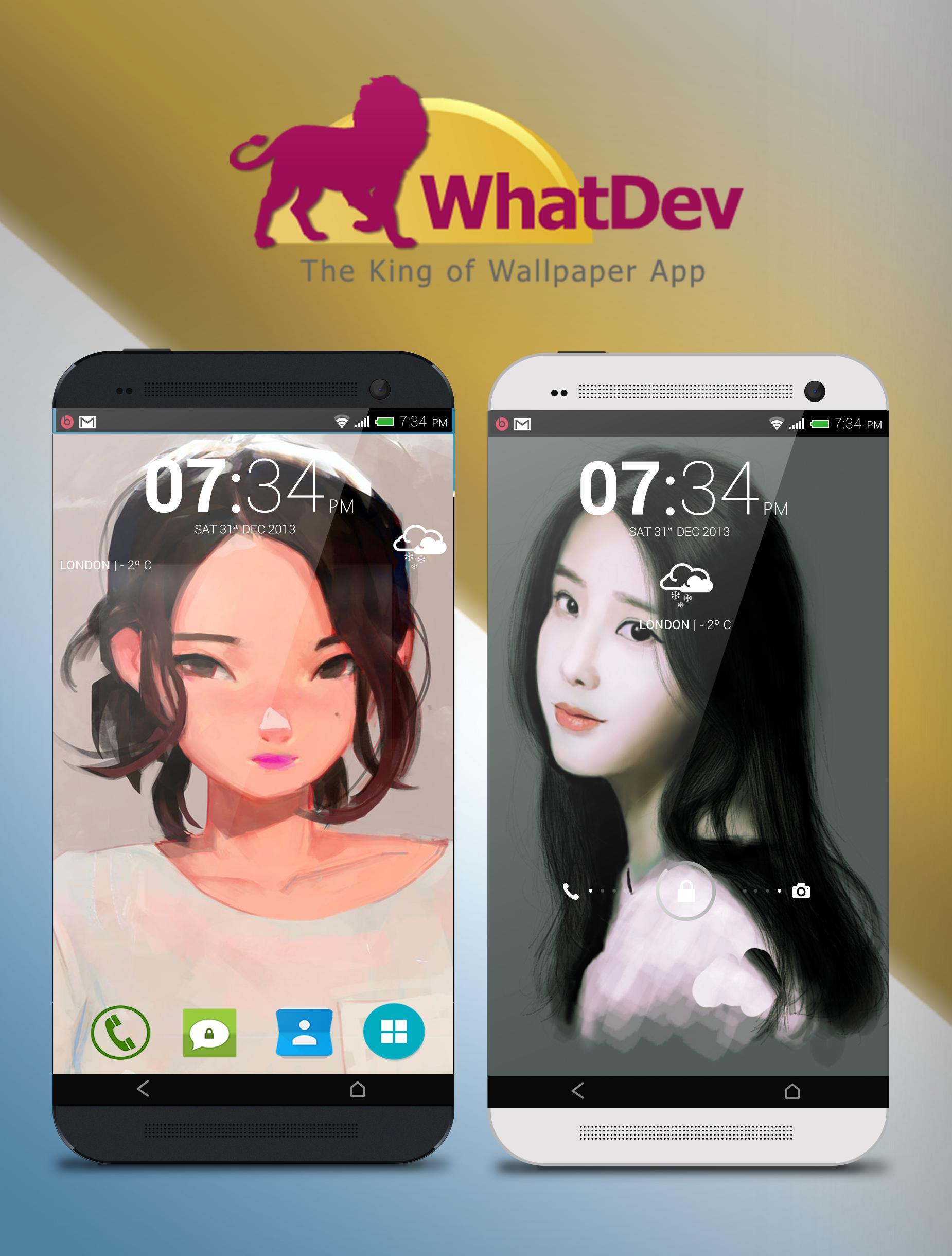Android 用の Iu壁紙hd アイ유 Apk をダウンロード