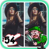 Spot 5 Differences Game icon