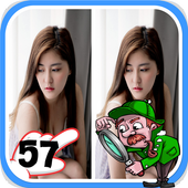 Photo Difference Game Free icon