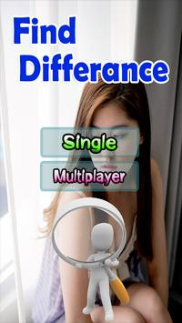 Photo Difference Game Free poster
