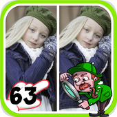The Difference Puzzle Games icon