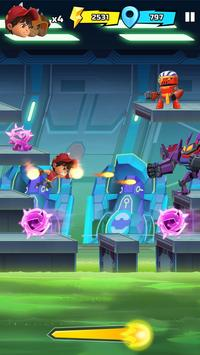 BoBoiBoy Galaxy Run: Fight Aliens to Defend Earth! screenshot 5