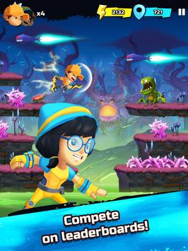 BoBoiBoy Galaxy Run: Fight Aliens to Defend Earth! screenshot 9