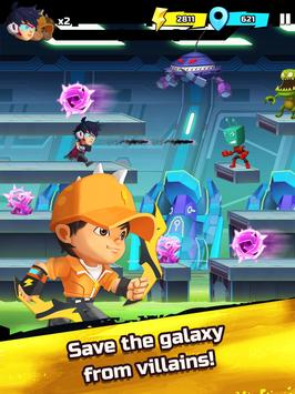 BoBoiBoy Galaxy Run: Fight Aliens to Defend Earth! screenshot 10