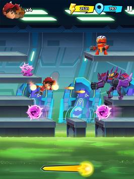 BoBoiBoy Galaxy Run: Fight Aliens to Defend Earth! screenshot 11