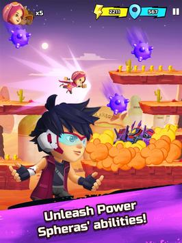 BoBoiBoy Galaxy Run: Fight Aliens to Defend Earth! screenshot 14