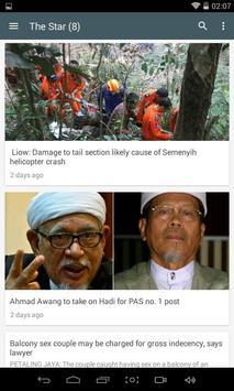 What's New Malaysia apk screenshot
