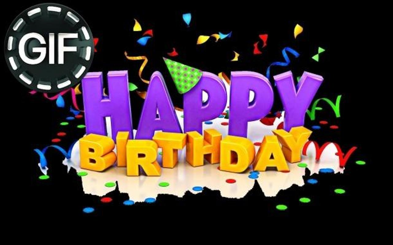 Happy Birthday Gifs For Android Apk Download