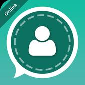 Whats Tracker - Free Whatsapp Online Tracker icon