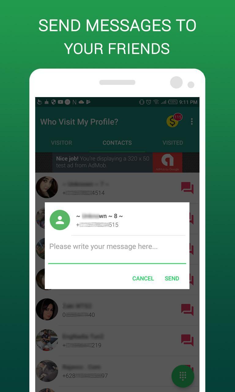 Man sehen war whatsapp wer kann auf profil Tinder wer