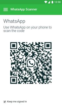 Whatscan for Whatsweb poster