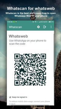 Whatscan 2017 poster