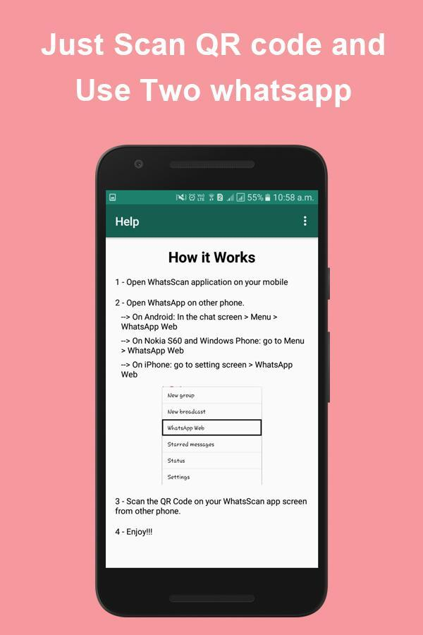 🌷 Whatsapp web android apk 2018 | Whatscan for WhatsApp Web