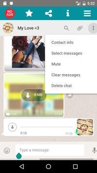 Whatscan App for WhatsWeb apk screenshot