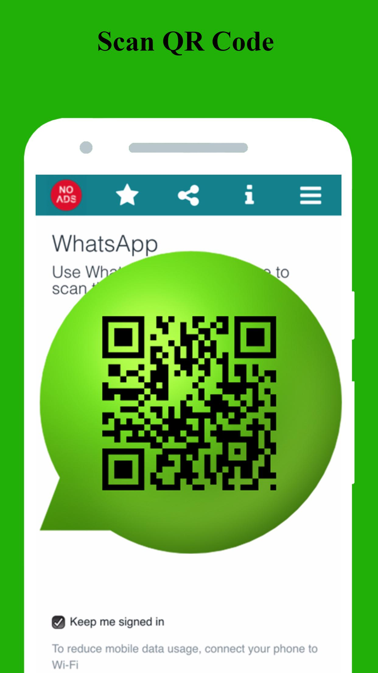 Whatscan for whatsapp web Free for Android - APK Download
