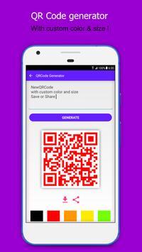 Whatscan Whatools - QRScanner And Generator screenshot 1