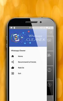 Phone Cleaner : Data & Junk Cleaner for WhatsApp screenshot 2