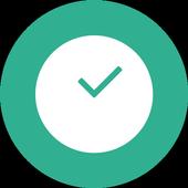 ikon WhatsClock