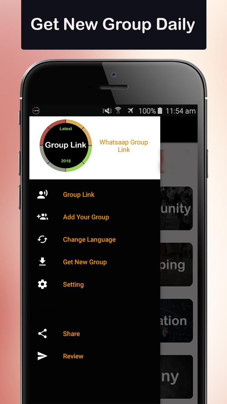 Whats Group - Group Link for Whatsapp for Android - APK Download