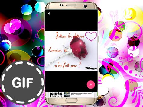 Lettre Damour Gifsanimé Apk App Free Download For Android