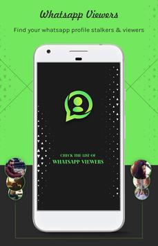 Who Viewed My WhatsApp Profile Prank poster