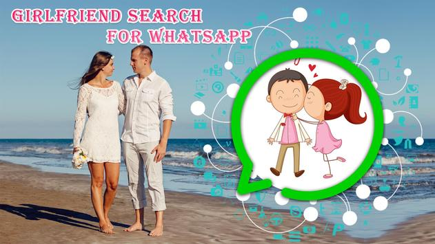 Girl Friend Search For WhatsApp poster