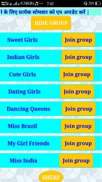 Whatsapp group links screenshot 3
