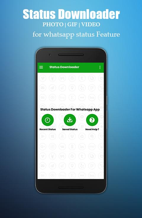 Status Downloader For Whatsapp App For Android Apk Download