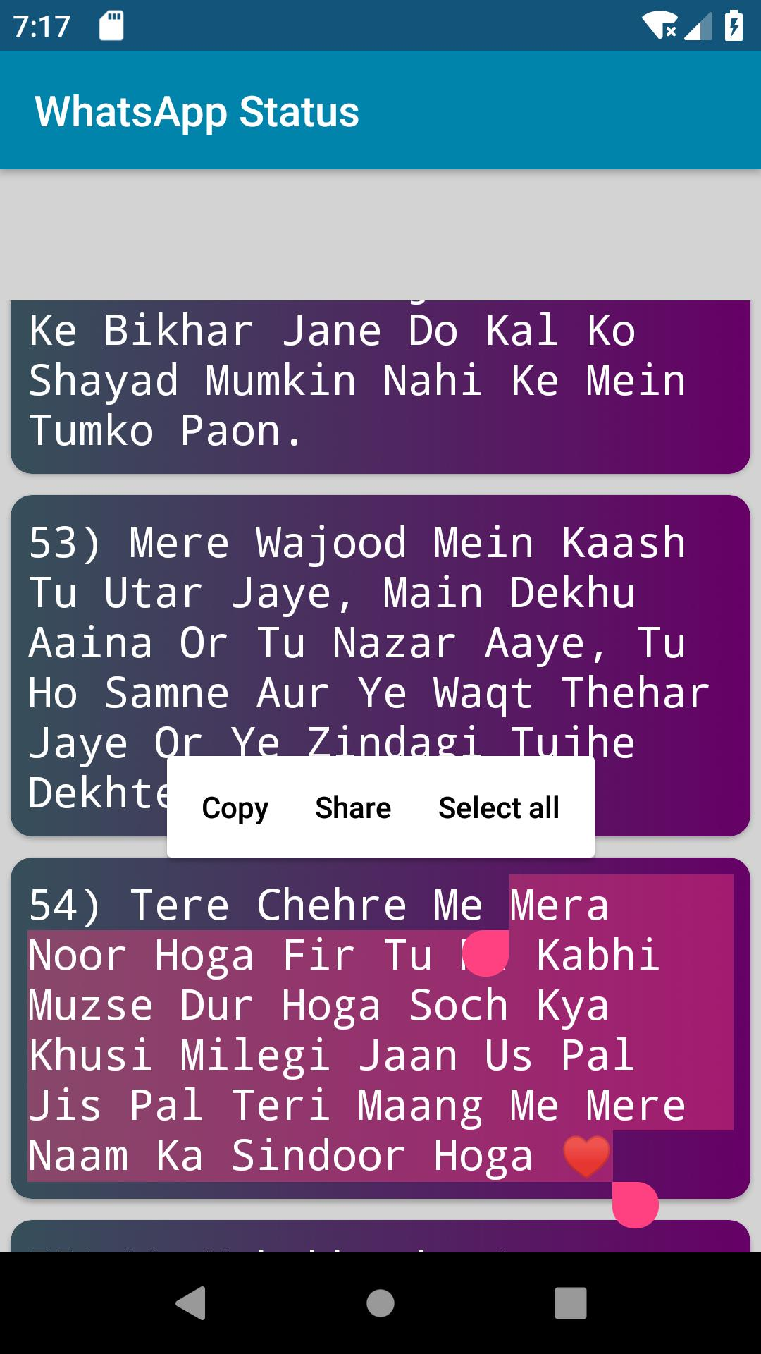 Whatsapp Status English Urdu For Android Apk Download