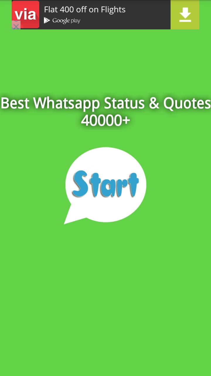 Best Whatsapp Status Quotes For Android Apk Download