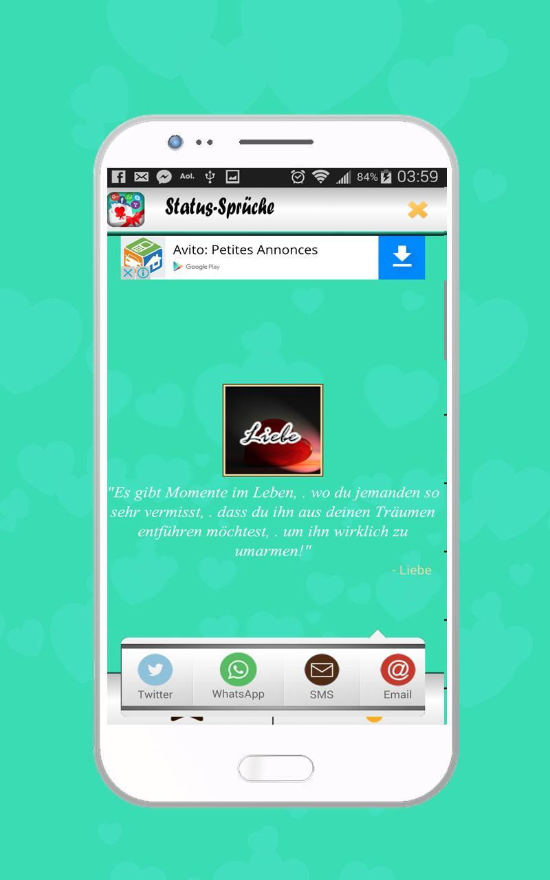 Liebessprüche Status Whatsapp For Android Apk Download