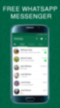 Freе whatsapp Messenger app tipѕ poster