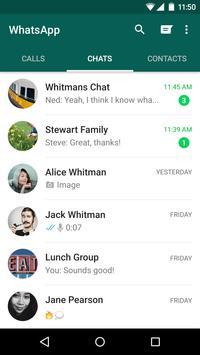 WhatsApp स्क्रीनशॉट 5