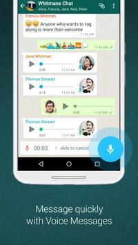 WhatsApp ảnh chụp màn hình 3