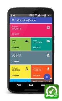 Whatsapp Cleaner screenshot 1