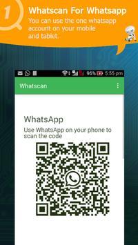 Whatsweb Scanner Whatscan poster