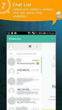 Whatsweb Scanner Whatscan apk screenshot