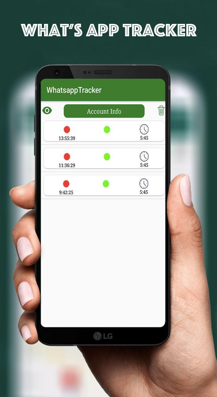 Online Tracker For Whatsapp - 2018 for Android - APK Download