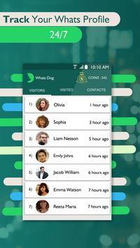 Who Viewed My Profile? - Whats Dog apk screenshot