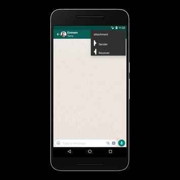 WhatsFake (Fake Conversations) apk screenshot