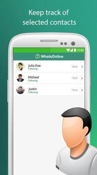 WhatsOnline screenshot 1